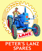 Peters Lanz Spares